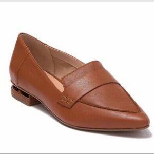 Franco Sarto Brown Sansa SlipOn  Flats  Size 10